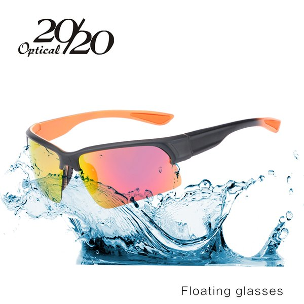 fb9af228d5 20 20 Brand New Men Polarized Floating Sunglasses Fashion Women Shade Sun  Glasses Floatable On