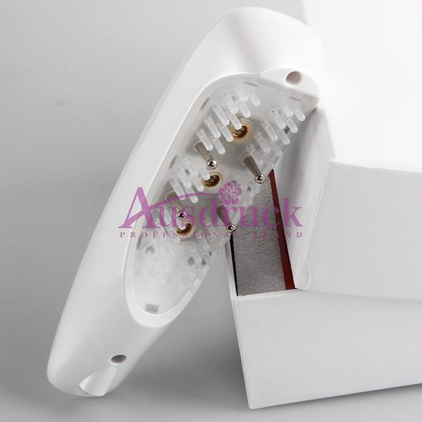 High energy Laser LED Light Hair Growth Micro Current Hair Comb reducing loss and re-generating hair
