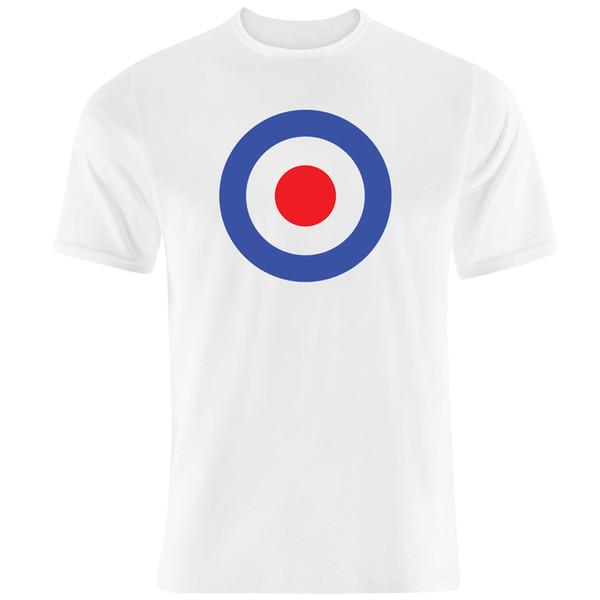 Mod Target Mens T Shirt Jimmy Cooper Who Scooter Weller Quadrophenia The Jam 2018 fashion t shirt