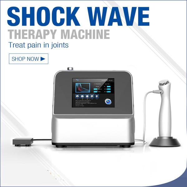 Eficaz Onda de Choque Físico máquina Terapia Onda Acústica Onda de Choque Terapia Dor de Alívio disfunção erétil Equipamento Frete Grátis
