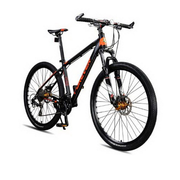 tb108/Mountain bike / 2017/30 speed / aluminum frame frame can lock the front fork / student car/Electrostatic paint