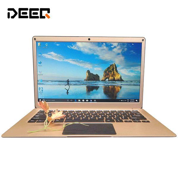13.3inch Intel Atom Z8350 Quad Core 4GB RAM 128G eMMC 1920x1080P Screen Ultrathin Metal Ultrabook Laptop built in wifi