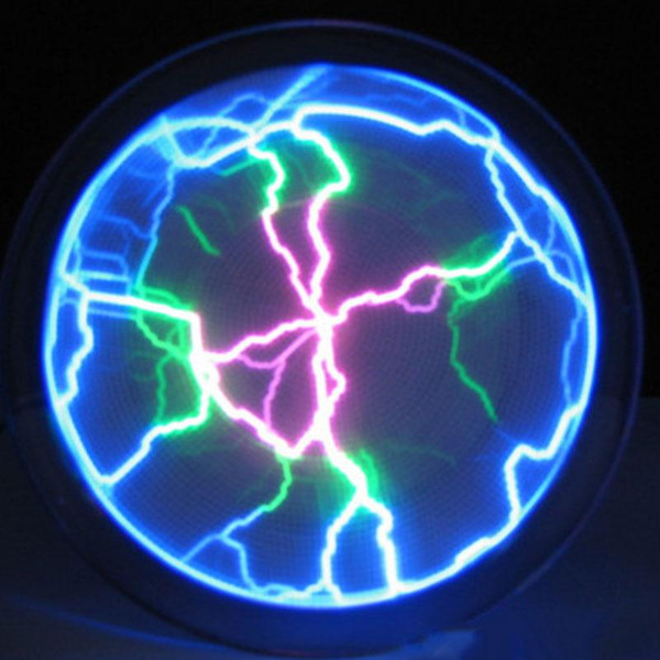 Light Up Toys Flash Ion Disk Witch Mirror Magic Disk Plate Ball Sphere Light Luminous Toy For Children Gift