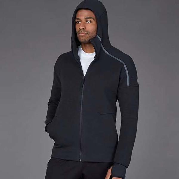 2018 mens designer t shirts ADID-S mens hoodies hot sale men's tops Autumn winter Hoodies jackets coats for man DGGD