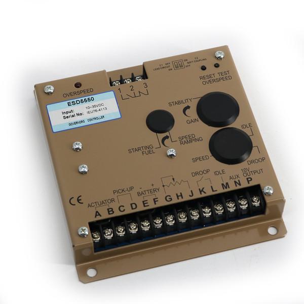 New GAC Engine Governor Generator Speed control unit ESD5550