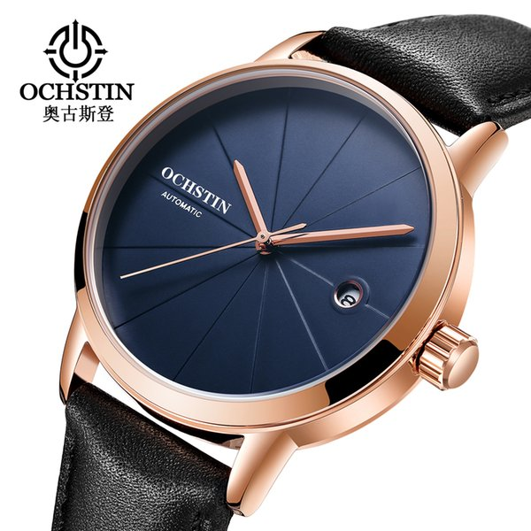 Top Brand Luxury Mens Watches OCHSTIN Fashion Mechanical Watch Men Casual Automatic Wrist watch relojes hombre 2017