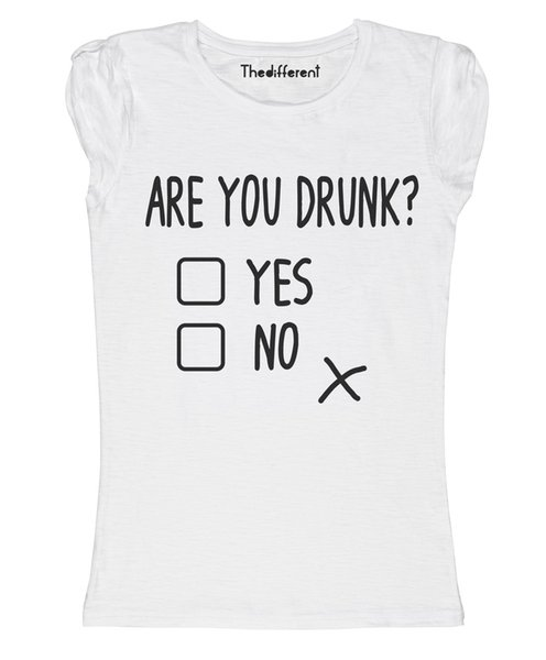 New women's T-Shirt Blaze Are You Drunk Funny Gift Idea