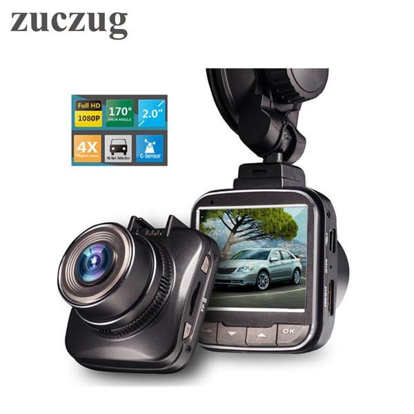 "ZUCZUG Mini Car DVR Video Recorder with Novatek 96650 chip Full HD 1080P 2.0""LCD H.264 Video Recorder WDR G-Sensor Dash Cam"