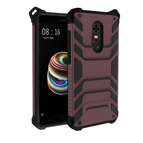 PC Hybrid Armor Shockproof Case Cover