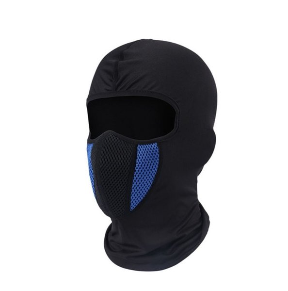 Balaclava Motorcycle Face Mask Moto Helmet Bandana Hood Ski Neck Full Face Mask