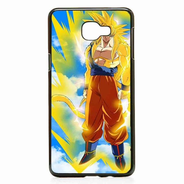 Super Saiyan Dragon Ball Z 207 Phone Case For Iphone 5c 5s 6s 6plus 6splus 7 7plus Samsung Galaxy S5 S6 S6ep S7 S7ep