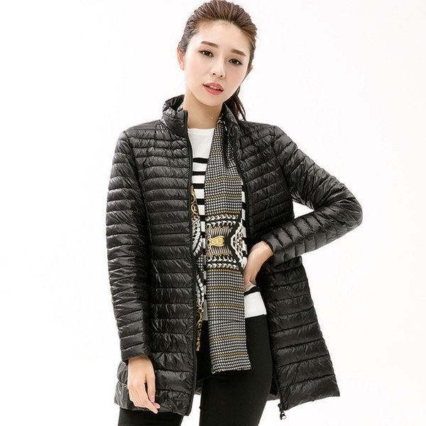 Womens Down Coat Jackets Female Winter Warm Women Jacket Feather Outerwear Casaco Feminino Duck Coats Goose