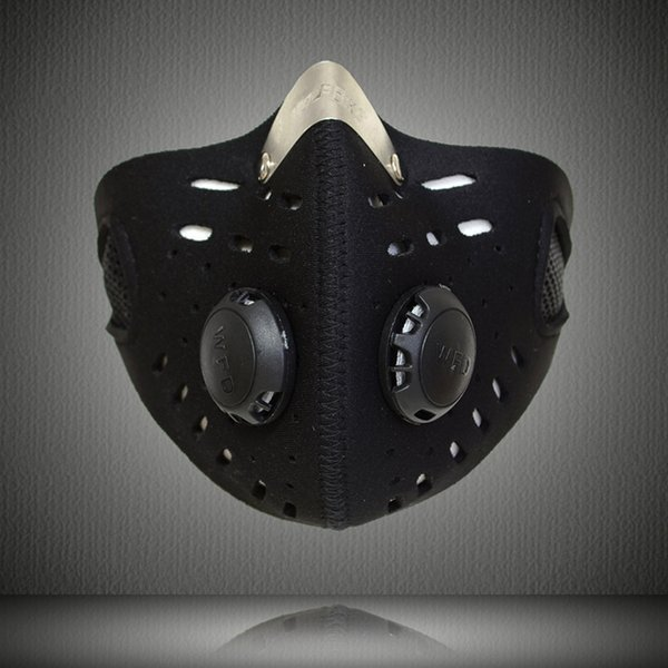 Brand New bicycle mask mascara ciclismo Face Protector Windproof Dustproof Outdoor Sports Masks Anti Pollution ski mask LF033