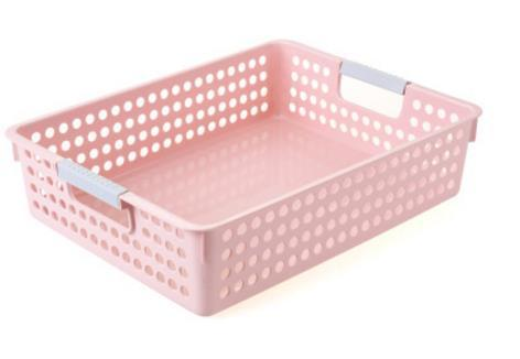 2019 Small Size Japanese Style Thickened Rectangular Plastic Storage Basket  Kitchen Bathroom Desktop Storage Basket From Tzmeixiang1, $153.77 | ...