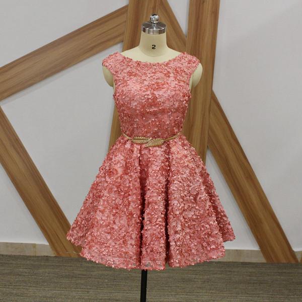 Compre Vestidos De Baile Cortos De Diseñador De La Nueva Llegada ...
