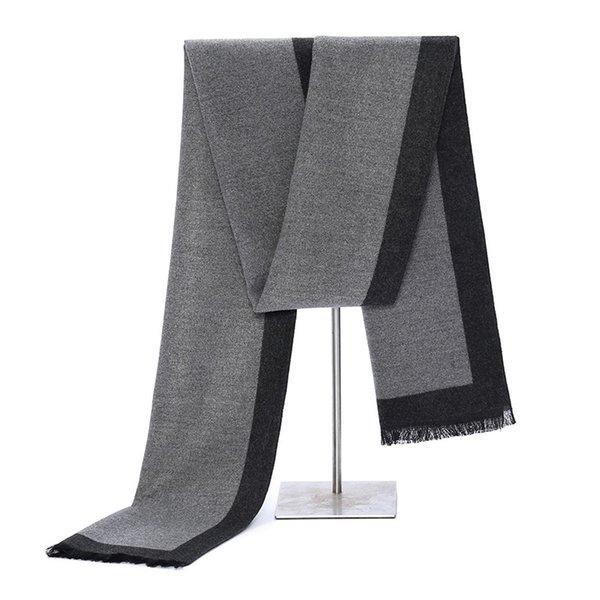 Invierno Abrigo Bufanda Tassels Otoño Compre Classic Short Hombre TOv5qEEwxt