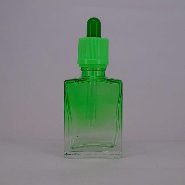 30ml Gradient green