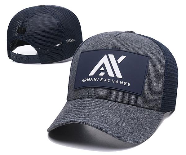 Nueva moda rara AX sombreros Marca Hundreds Tha Alumni Correa Volver Cap hombre mujer hueso snapback Panel ajustable Casquette golf deporte béisbol gorra