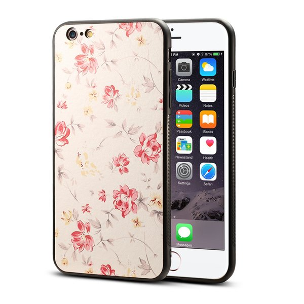 fashion cover coque for iphone 6 plus 6s plus case cover pu tpu