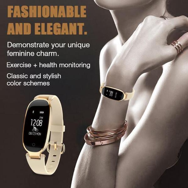 Intelligenz Armband Wasserdicht Dynamische Herzfrequenz Anruf Die Frau Fund Plan Schritt Bodybuilding Multi Micro Glauben Bewegungsmuster Heißer Verkauf