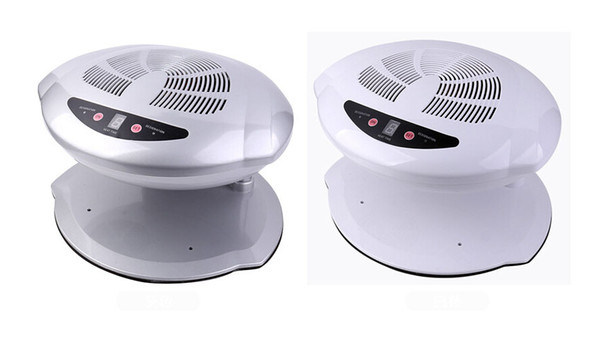 NEW ARRIVAL Hot & Cold Air Nail Dryer Manicure for Dry Nail Polish 3 Colors UV Polish Nail Dryer Fan FREE SHIPPING