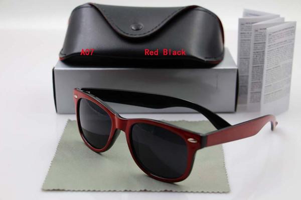 NUOVA alta qualità Progettista di marca Moda Uomo Occhiali da sole Protezione UV Sport all'aria aperta Occhiali da sole donne vintage Retrò Occhiali con scatola # 7878