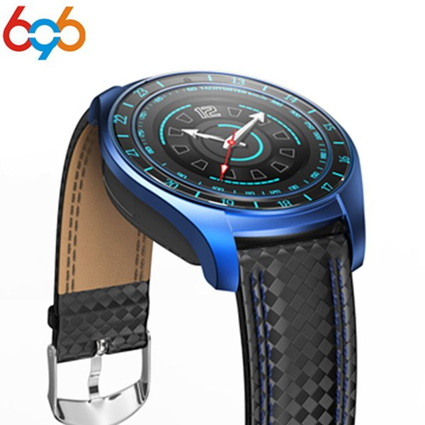 696 V10 Smart Watch For IOS Android Phone Wrist Wear Support Sync smart clock Sim Card PK DZ09 GV18