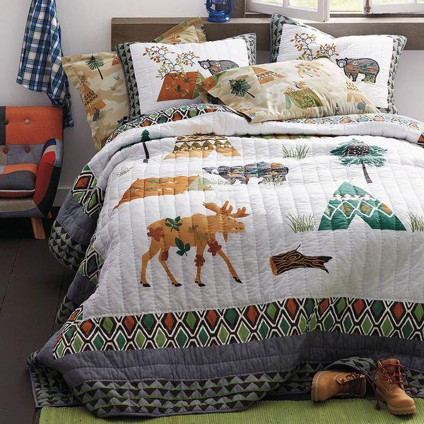 Qualität baumwolle kinder bettdecke quilt set 3 stücke bettdecke gesteppte bettwäsche handgemachte quilts bettdecken königin größe weiche decke