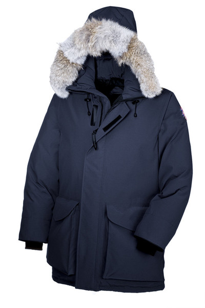 Ontario Brand top copy men Winter jacket men thin Jacket Winter Best Quality Warm Plus Size Man Down parka Arctic Coat