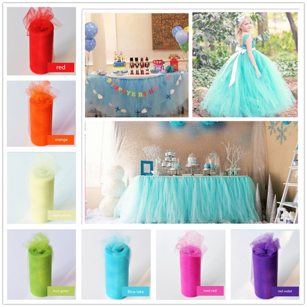 22mX15cm DIY Roll Crystal Tulle Plum Organza Sheer Gauze For Table Runner And Home Garden Wedding Party Decoration