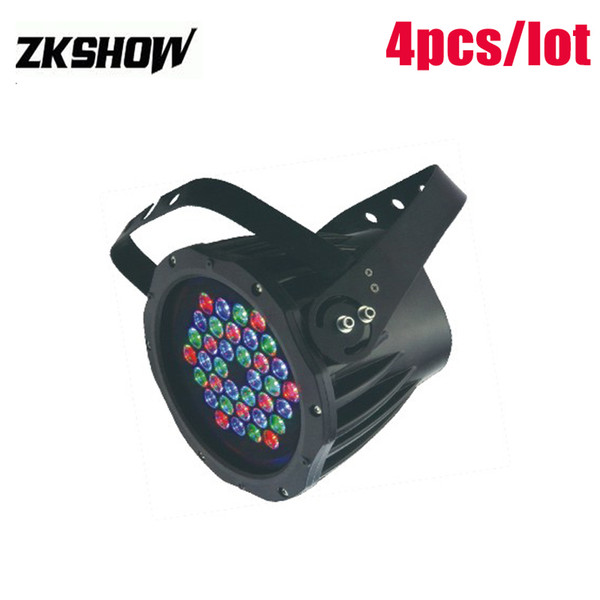 80% Off Halloween Projector RGB UV 36*1W 3W Waterproof LED Par Light DMX512 DJ Disco Party Wedding Stage Lighting Equipment Outdoor