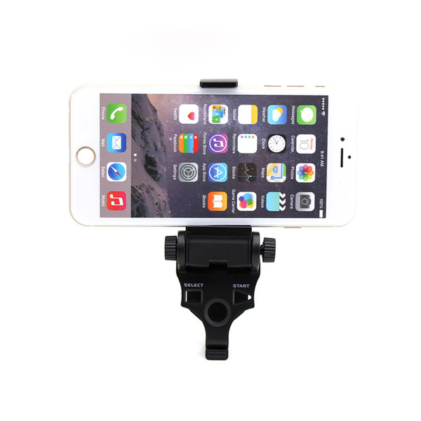 Best New Adjustable Bluetooth Android Cell Phone Clamp Game Clip Mount Holder Stand for PS3 Controller