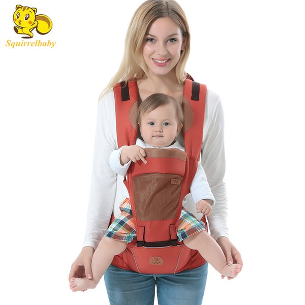 kangaroo baby pouch carrier