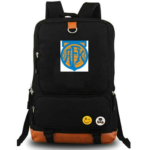 Aalesunds FK backpack AFK day pack Football club school bag Soccer team packsack Quality rucksack Sport schoolbag Outdoor daypack