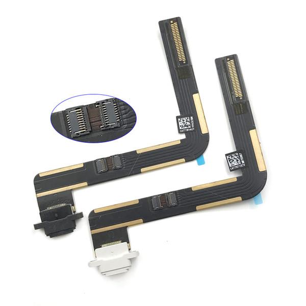 1 pcs usb cabo flexível para ipad air para ipad 5 Dock Conector Flex Charging Charger Port Reparação de Peças