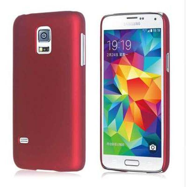Moda Buzlu Mat Plastik Sert sFor Samsung Galaxy S5 Mini Samsung Galaxy S5 Mini G800 Cep Telefonu Kılıfı Kapak