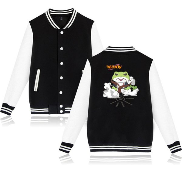 Harajuku 2018 Tracksuit Women Hoodies Hoody Kawaii Anime Frog Kpop Clothes Female Long Sleeve Cotton Sweatshirt Tops Jackets 4XL