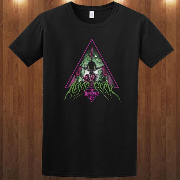 Funniest T Shirts Ever Crew Neck Short Aesop Rock S M L Xl 2Xl 3Xl 4Xl Compression T Shirts For Men