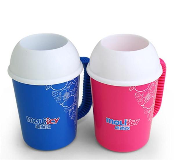 Mini Slushy Mugs Innovative ECO Friendly Item 6 oz Capacity Salad Cup Fashion Milk Shake Mug Western Style Cups