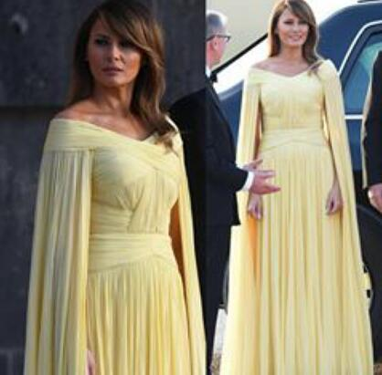 Evening dress Yousef aljasmi Kim kardashian Empire V-Neck Sleeveless Pleats Floor-length ZuhLair murad Ziadnakad james_paul