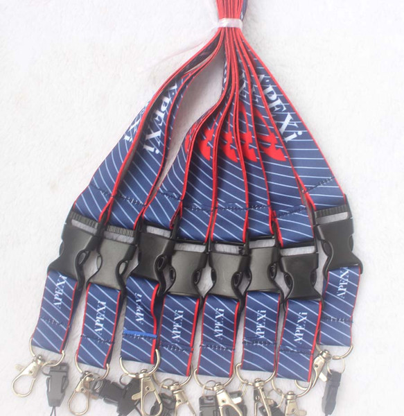 Apexi Car Performance Lanyard Cell Phone Keychain Quick Release ID Tags Office