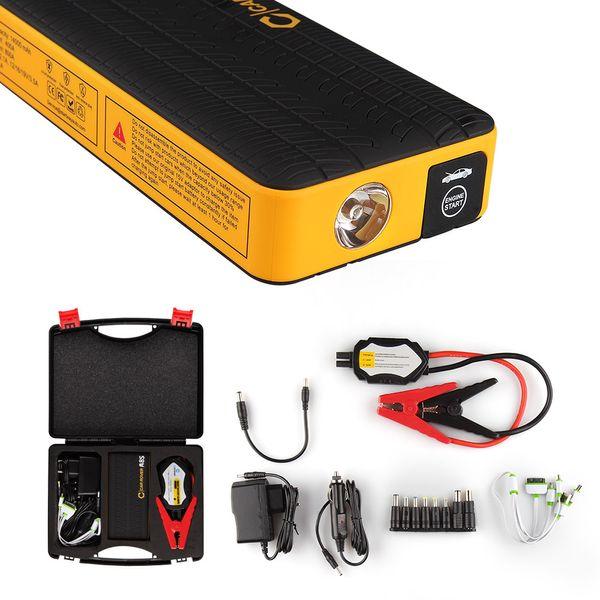 Jump Starter New Emergency Car Power Bank Car Jump Starter 12v Mini Auto  Start 14000mAh Portable Charger 800A Peak