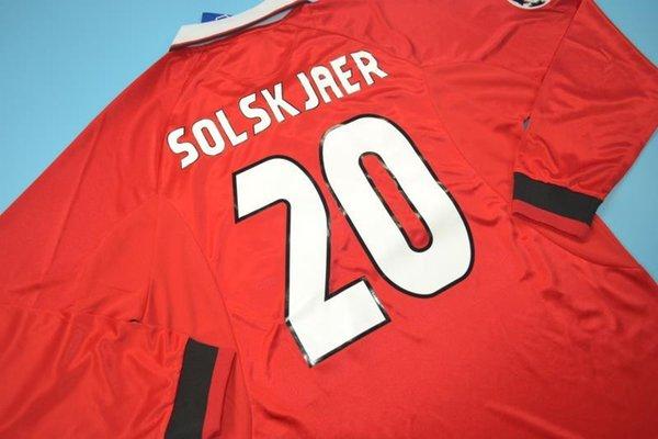20 Solskjaer