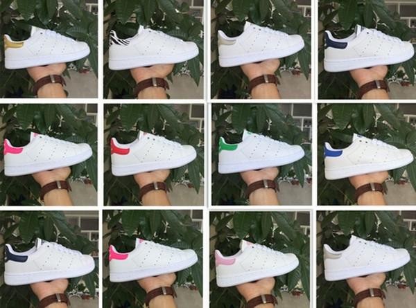 2018 Классические модели мужская женская обувь белый обуви лазер ослепить цвет суперзвезда Shell головы кроссовки, Бесплатная доставка