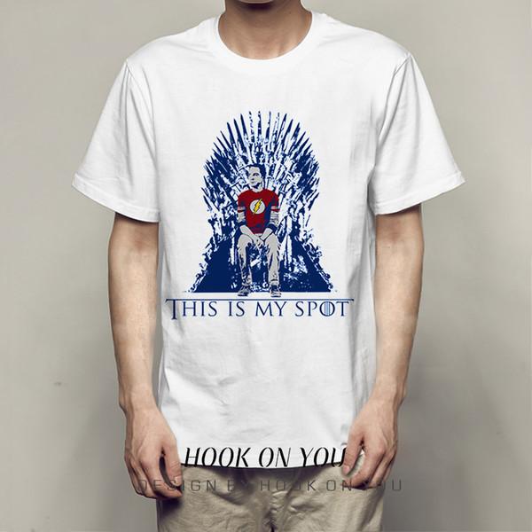 Compre Camiseta De La Vida Big Bang Theory Esta Es Mi Camisa De Los ...