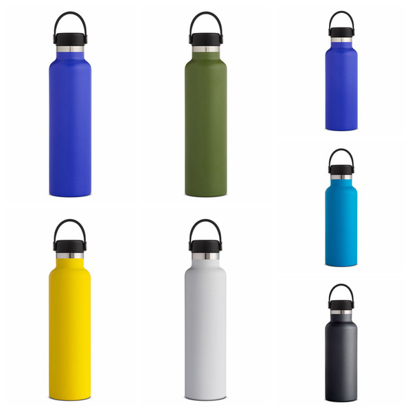 Water Bottle 500ml Aluminum Alloy Drinkware Kettle Camping Sports Tumbler Mug