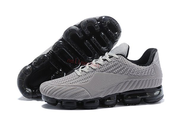 huge discount e6ef5 88009 2018 Men Vapormax 2018.5 Sneakers Casual Walking Shoes Men Women Zapatillas  Hombre Deportiva Man Sneakers Vapor Maxes Shoes 36 47 Best Running Shoe ...