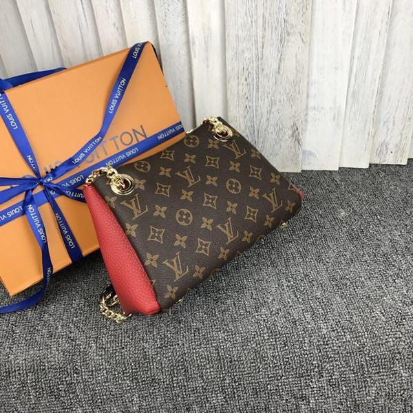 Роскошная женская сумка новая версия сумки с умным дизайном переменная цепная ру