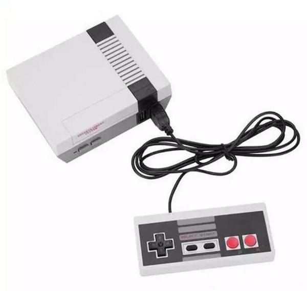 Yeni Varış NES Oyun Konsolları 620 500 Klasik Oyunlar Mini TV Video Oyunları El Oyuncu Perakende Kutusu Ile PAL NTSC Için NES