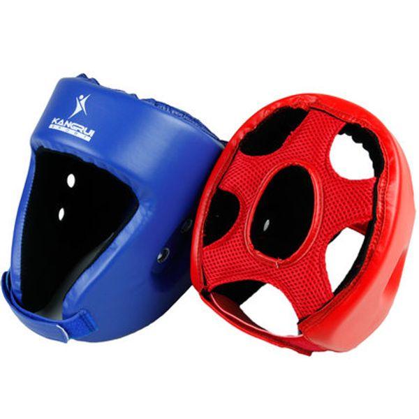 Mma Helmet Professional Head Gear Kick Boxing Karate Head Guards Proforce Male Face Protectors Headgear Sparring Helmet Fighting